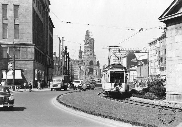 Ost und West: Die turbulente Geschichte der Straßenbahnen in Berlin
