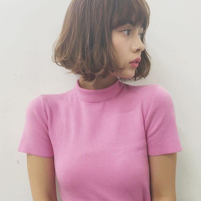 おはようございます* 今日も元気にお待ちしてます♡ 夕方以降空きあります #ryostyle #hair #color #arrange #wille_ryo #シースルーカラー #外国人風 #リボンアレンジ #グランジカール #nylon #vivi #ar #美容室 #美容師 #渋谷 #原宿 #ローポニー #タルん結び #波打ち #ハイライト #ダブルカラー #大人かわいい #ヴェールカラー #ダブルアッシュ
