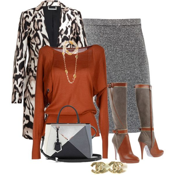Fendi Bag by lakegirl511 on Polyvore featuring мода, Stefanel, Diane Von Furstenberg, Alexander Wang, René Caovilla, Chanel and Fendi