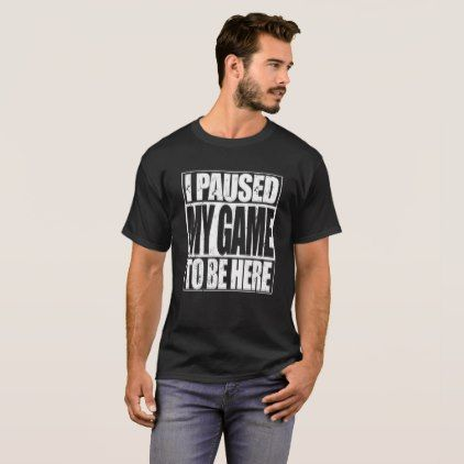 Gamer T Shirt - #customizable create your own personalize diy