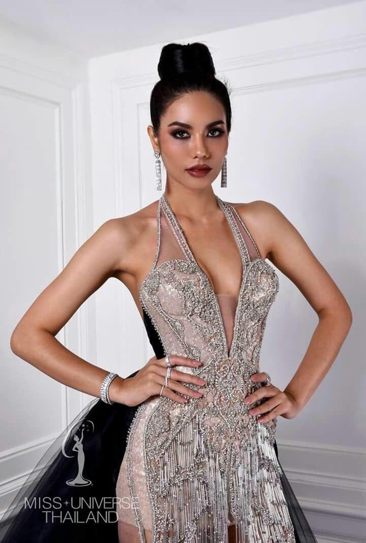#MissUniverse #Thailand