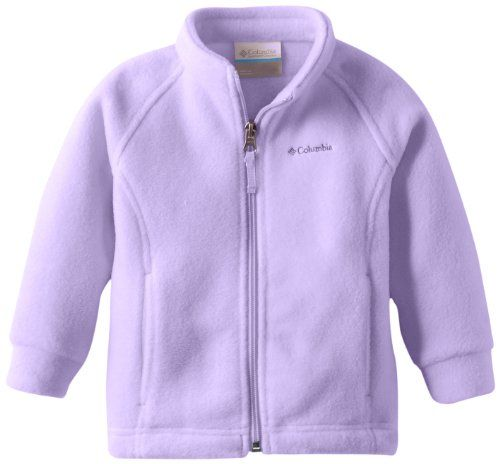 Columbia Baby-Girls Infant Benton Springs Fleece Jacket $11.97 (60% OFF)
