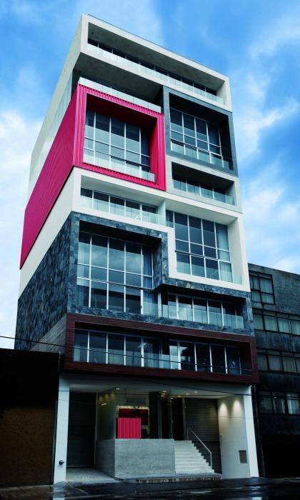 BNKR architecture-Filadelfia Suites-Mexico City | mapolis | Architektur – das Onlinemagazin für Architektur
