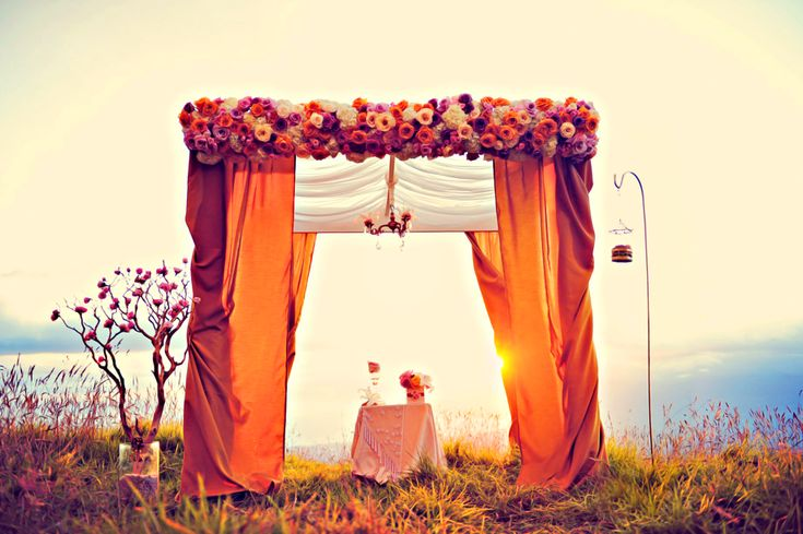 Trellis Outdoor Wedding Ceremonies: 1000+ Images About Wedding Arches And Wedding Chuppahs On