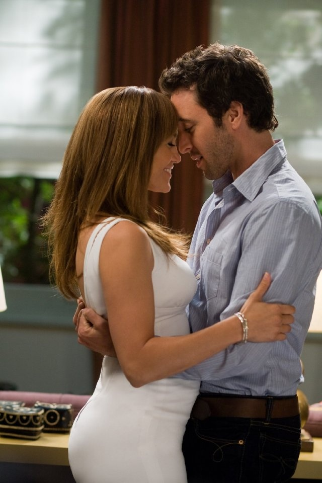 Still of Jennifer Lopez and Alex O'Loughlin in The Back-up Plan