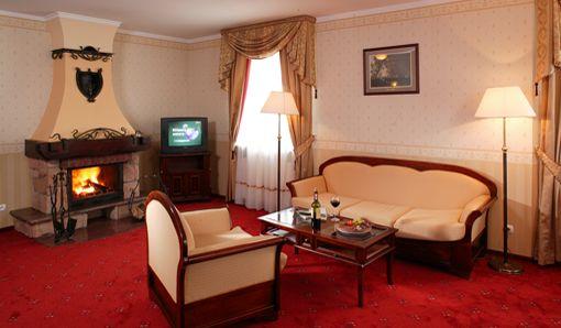 BEST WESTERN Hotel Żubrówka