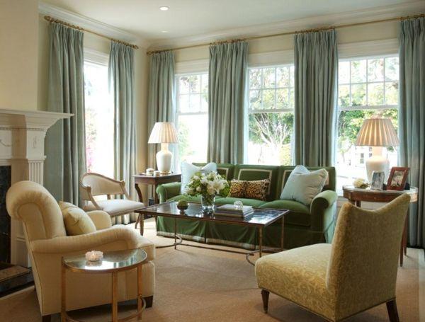 Die besten 25+ sunroom Vorhänge Ideen auf Pinterest - moderne gardinen für wohnzimmer