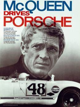 Le Mans Steve Mc Queen