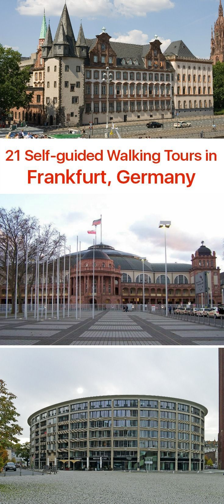 One of Germany's largest cities, Frankfurt is the birthplace of Goethe and a major European financial center. Home to the annual Frankfurt Motor Show and Frankfurt Book Fair, the city enjoys much popularity with international visitors each year.