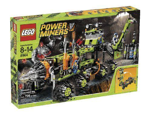 LEGO Power Miners Titanium Command Rig (8964) LEGO,http://www.amazon.com/dp/B001URW7VM/ref=cm_sw_r_pi_dp_JTIktb0ZWG56N5C3