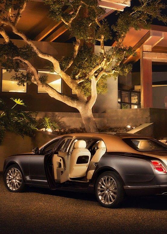 Bentley Mulsanne Extended Wheelbase for 2017