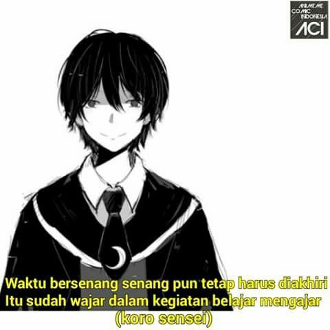 Anime : ansatsu classroom