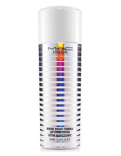 MAC Lightful C Marine-Bright Formula Softening Lotion-amazing for so many things.