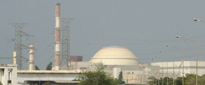 UPDATE: Concern over 'missing' Iranian nuclear device...