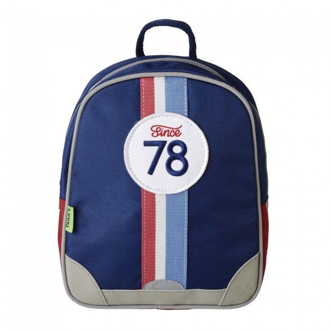 acheter sac a dos xs coccinelle bleu garcon tanns collector 2016