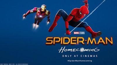 Бульвар CINEMA: Обзор фильма: «Человек – паук: Возвращение домой»....