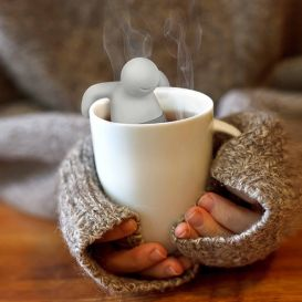 Mr. Tea #thee #thee-ei #cadeau #theecadeau #sinterklaascadeau #kerstcadeau #moederdag #moederdagcadeau #mrtea #theemannetje