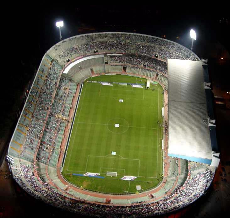 Stadio Renzo Barbera - US Citta di Palermo