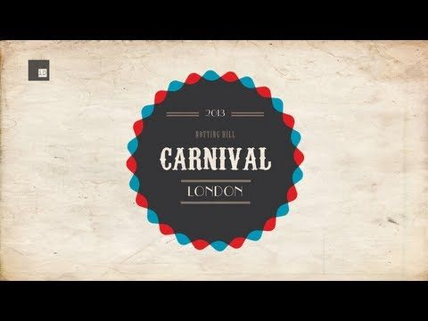 OFFICIAL 2013 NOTTING HILL CARNIVAL HIGHLIGHTS [HD]