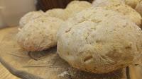Receita de Scones | Scones Recipe! :) I love scones. Delicious for breakfast or tea time!