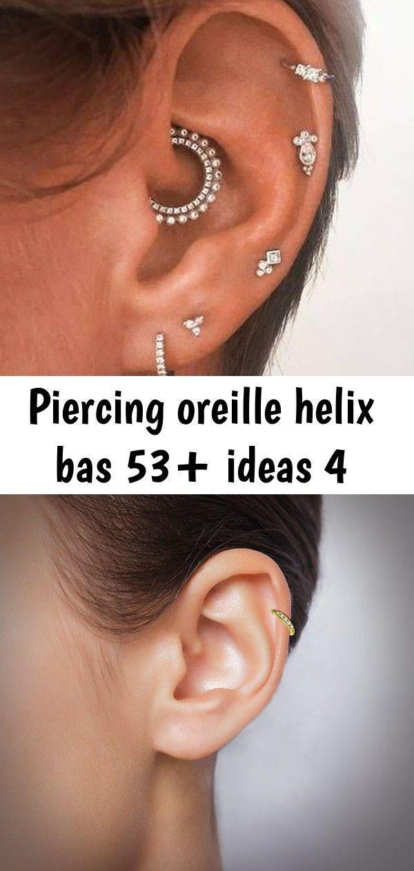 Piercing oreille helix bas 53+ ideas 4   Piercing
