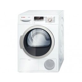Buy best quality Bosch Dryer with 8 kg washing load capacity and fully electronic operation from Able Appliances Ltd.