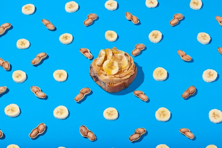 Peanut butter, honey, banana and cinnamon are ingredients made for each other. Why not try adding them to your hot cross bun for a delicious twist on your favourite Easter treat! #HotCrossBun #PeanutButter #Honey #Banana #Cinnamon