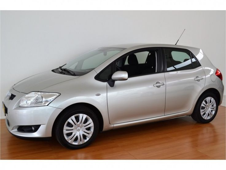 Toyota Auris  Description: Toyota Auris 2.0 D-4D SOL  Price: 118.37  Meer informatie