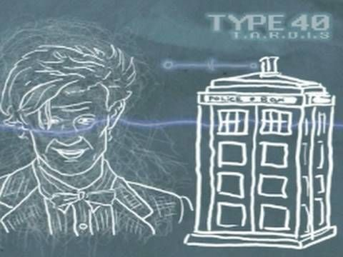 The Top 8 Fan-Created Songs About Doctor Who - Type 40! I love this song!