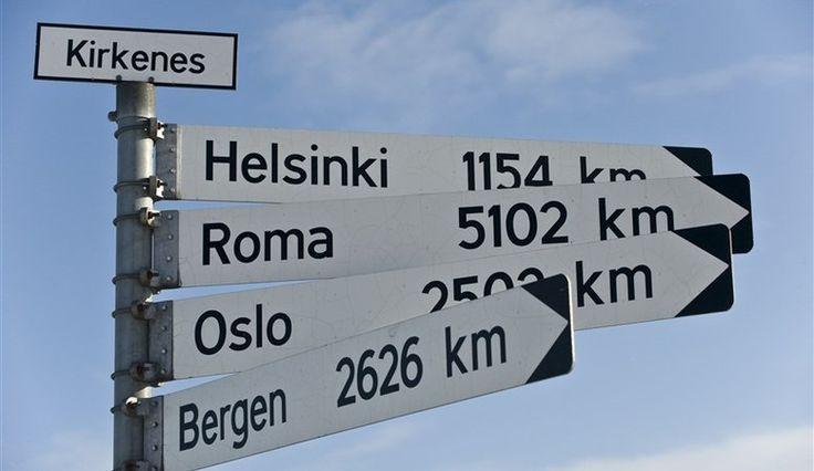 Kirkenes – a flashpoint in World War II