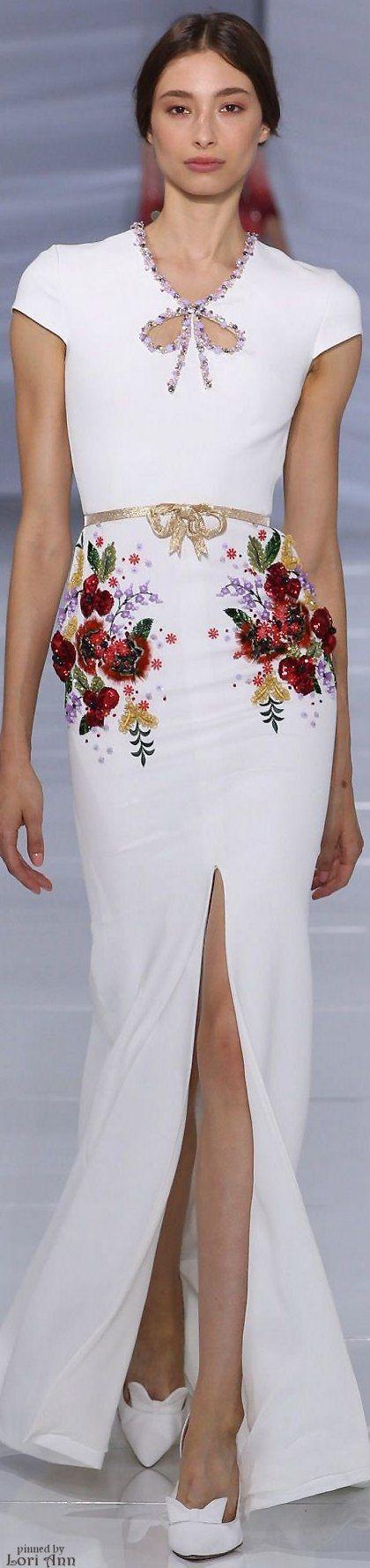 Georges Hobeika Couture Fall 2015