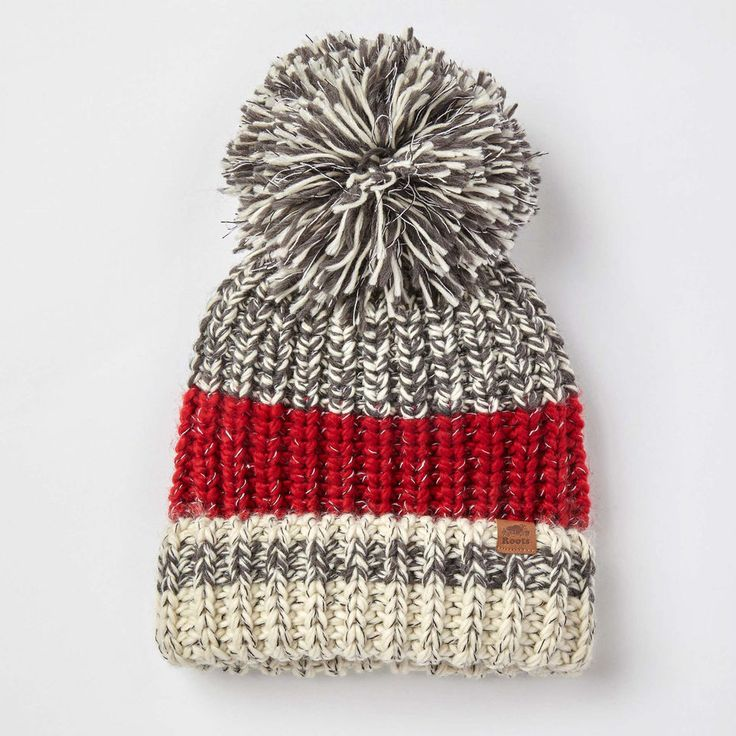 Chunky Cabin Toque | Roots Canada