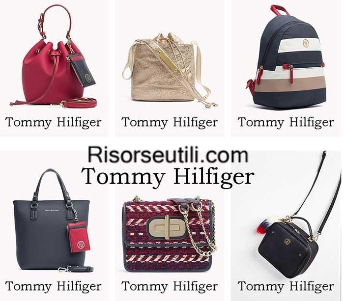Bags Tommy Hilfiger fall winter 2016 2017 for women