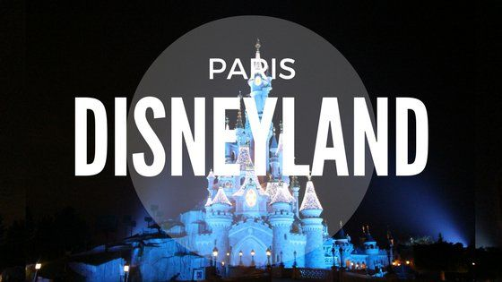The Globe Diary at DisneyLand Paris! A Magical Two Days!