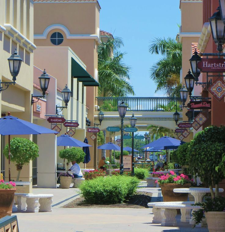 Located in the heart of SW FL. Just miles from FGCU & Ft. Myers International Airport.  Miromar Outlets - Estero, Florida