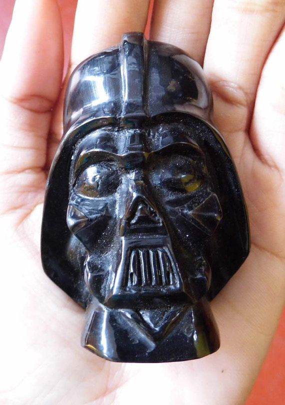 Hey, I found this really awesome Etsy listing at https://www.etsy.com/listing/238713256/death-vader-head-star-war-statue-fr