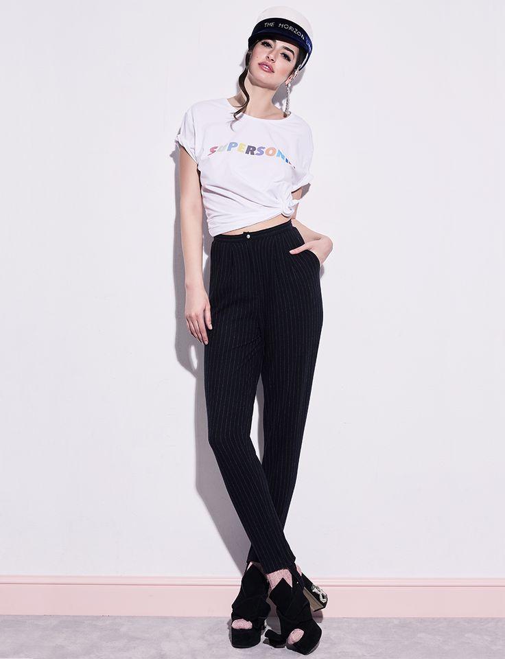 Multicolor Supersonic T-shirt
