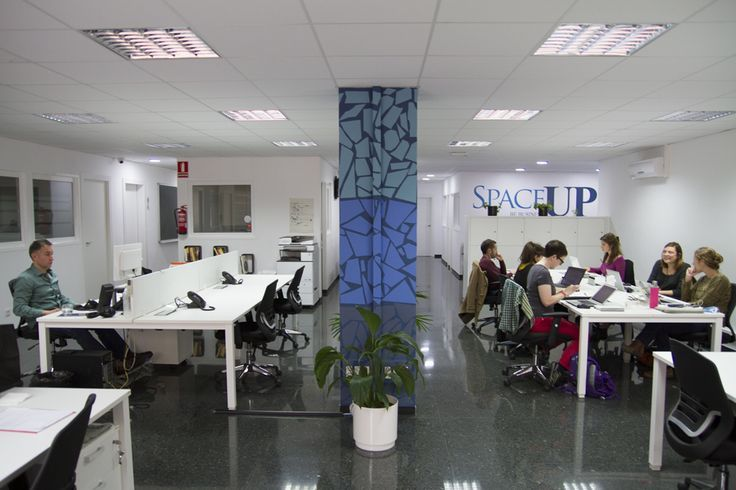 SPACEUP - Sagrada Familia #coworking #Bcn