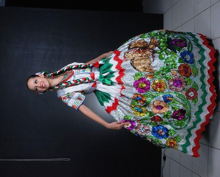 Vestidos De Chinas Poblanas