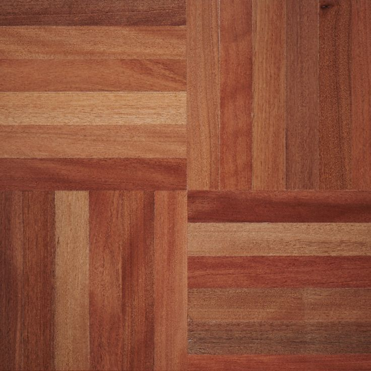 6 finger mosaic parquetry in blackbutt species - square on square