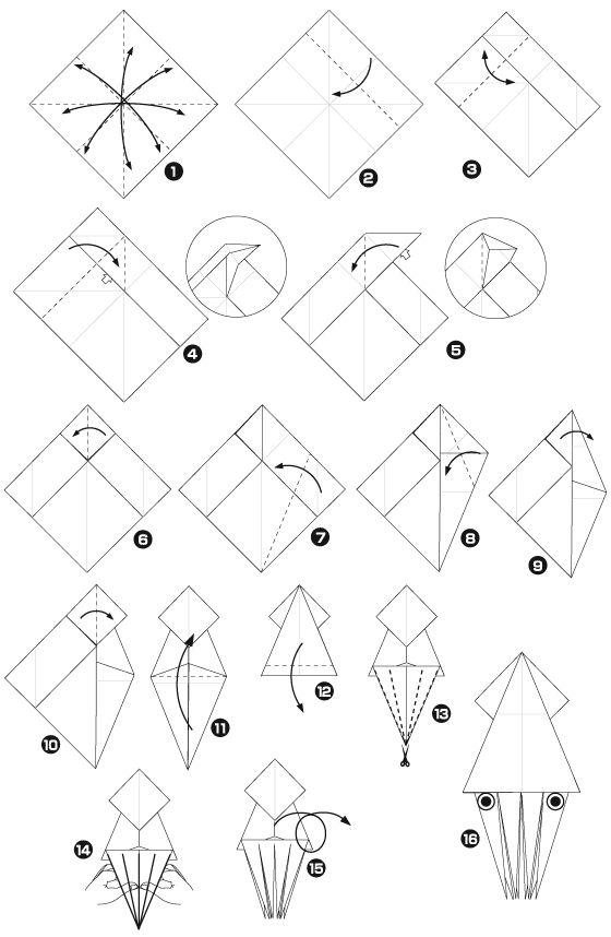 Origami - Calmar