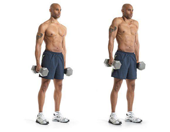 Dumbbell Shrug   http://www.menshealth.com/fitness/best-traps-exercises/slide/3