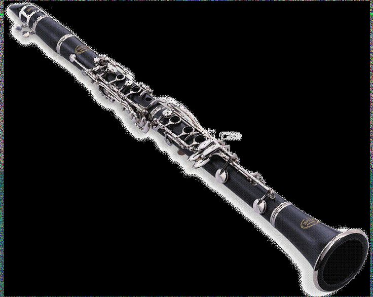 Klarinet je jedno plátkový dřevěný hudební nástroj