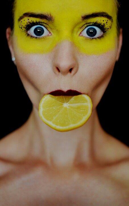 Citron make-up