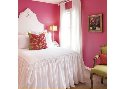 Modern Bedroom By Casart Coverings Pink Pinterest