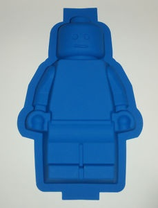Lego Mini-Figure Cake Pan that my 33-year old son wants for his next birthday cake.