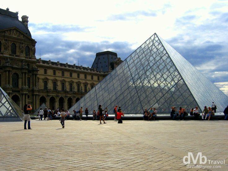 Louvre Palace, Paris, France | dMb Travel - Travel with davidMbyrne.com