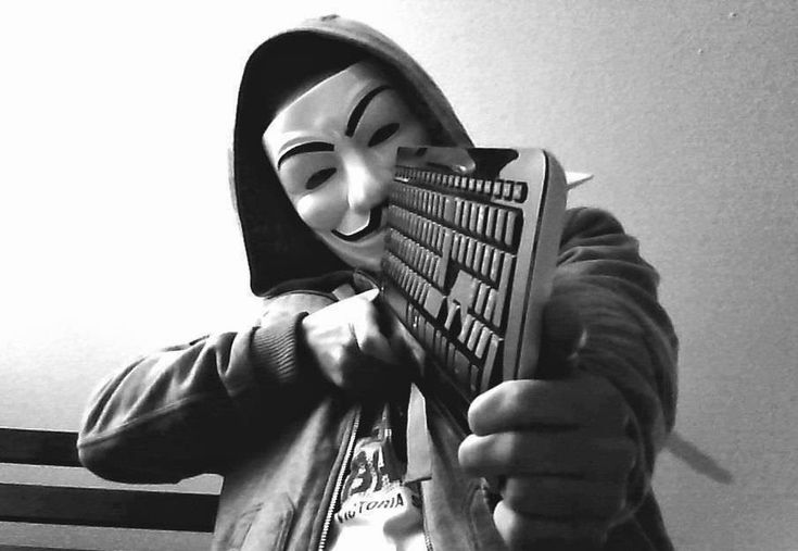 anonymous hacker group   Anonymous Hacker Charged with CyberStalking Faces 440 Years in Jail