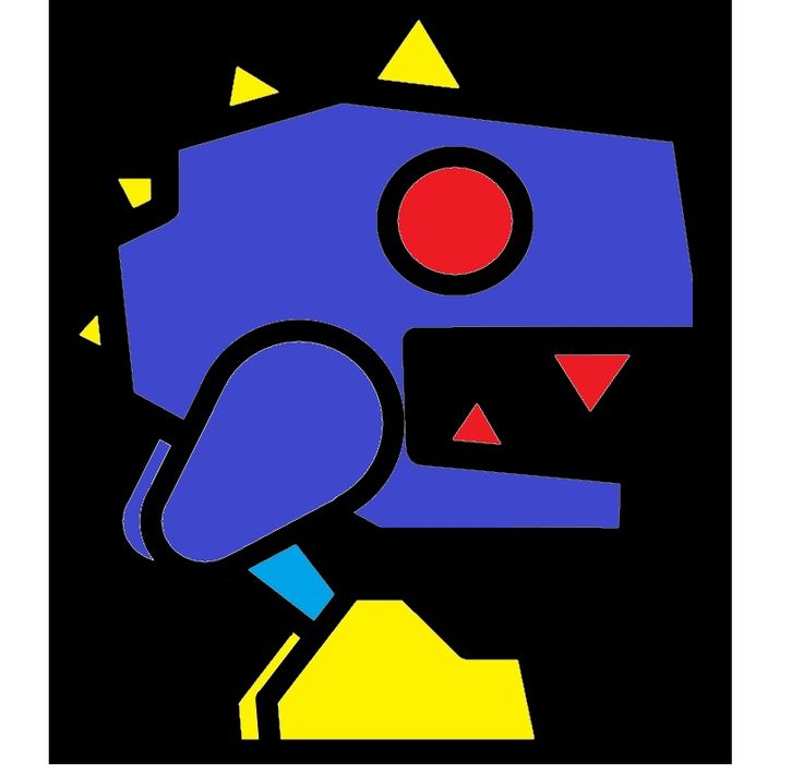 rainbow robot for geometry dash geometry dash pinterest robots geometry and rainbows