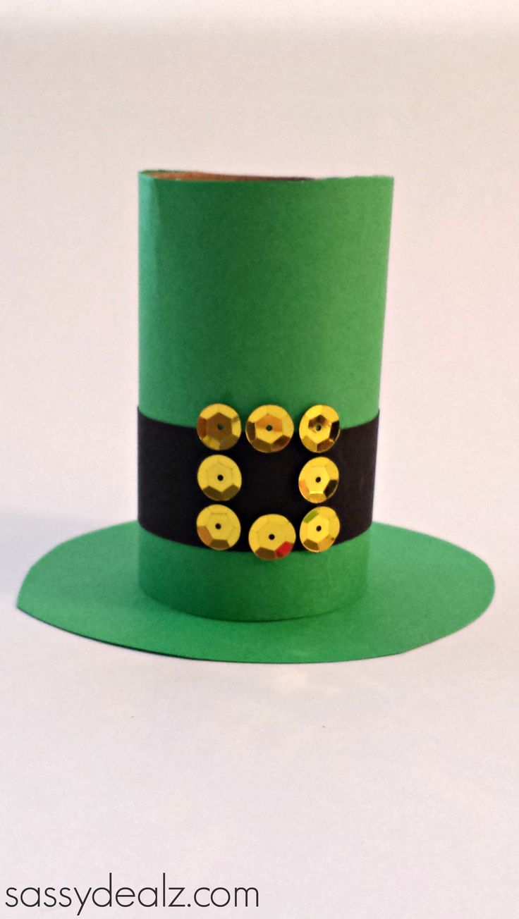 148 best images about celtic knot st patrick etc on for Craft hats for kids